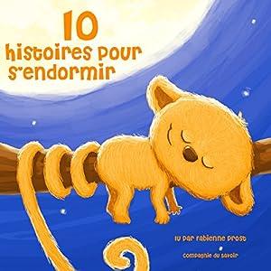 Dix histoires pour s'endormir (Les plus beaux contes pour enfants) | Livre audio