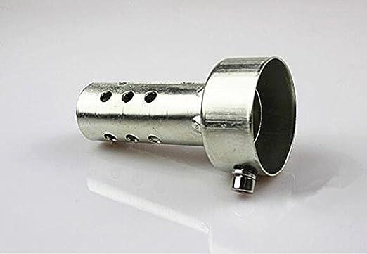 11 opinioni per ETGtek 1pcs moto universale di scarico Db Killer silenziatore Silenziatore
