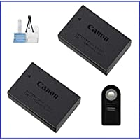 Canon LP-E17 Battery Pack for EOS Rebel T6i, T6s and EOS...