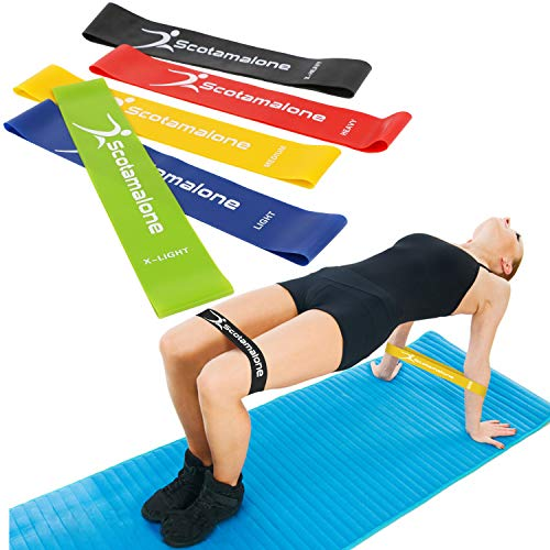 Scotamalone Exercise Bands Resistance