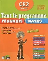 Francais, Math avec arthur : CE2 8-9 ans