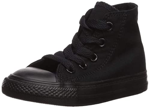 ff57e0a9ed Converse Kids' Chuck Taylor All Star Canvas High Top Sneaker