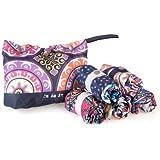 Envirosax Rolling Stone Pouch Reusable Bags, set of 5