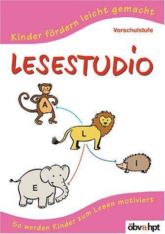 Lesestudio Vorschule: So werden Kinder zum Lesen motiviert