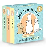 Pat the Bunny: First Books for Baby (Pat the Bunny) (Touch-and-Feel)