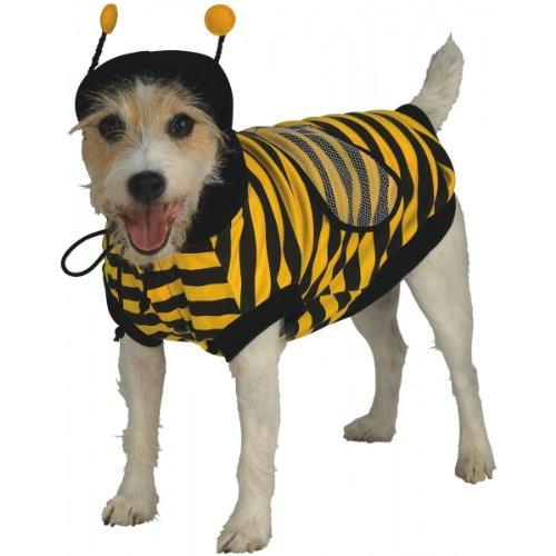Bumblebee Dog Pet Costume Large