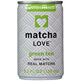 Matcha Love Green Tea, Unsweetened, 5.2 Ounce (Pack of 20)