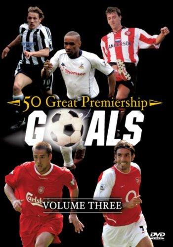 50 Premiership Great Goals - '92 - 2004 Vol. 3 [Import anglais]