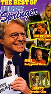 The Best of Jerry Springer [VHS]