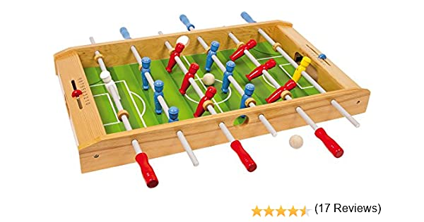 Small Foot Company 1537 - Futbolín [Importado de Alemania]: Amazon ...