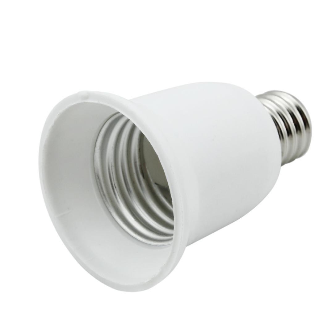 Creazy® E17 to E27 Base Socket Light Bulb Lamp Holder Adapter Plug Converter Creazydog 1561d