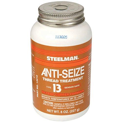 - STEELMAN JSP10116 8-Ounce Anti-Seize Thread Lubricant