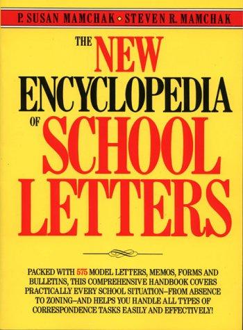 New Encyclopedia School Letter