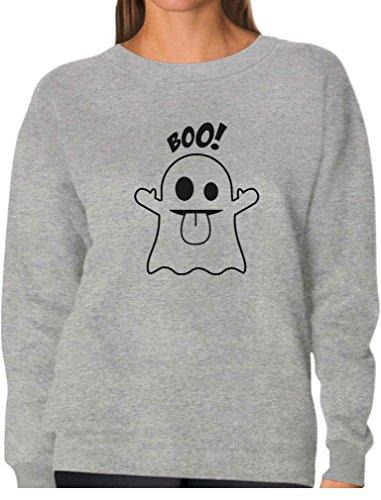 TeeStars - Boo Ghost Easy Halloween Costume Funny
