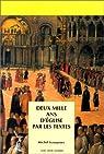 2000 ans d'Eglise par les textes par Scouarnec