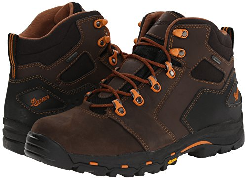 "Danner Men's Vicious 4.5"" Plain Toe Work Boot"