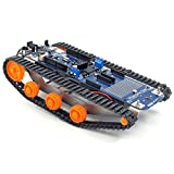 DFRobotShop Rover V2 - Arduino Compatible Tracked Robot (Basic Kit)