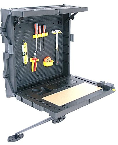 Stanley Fold Up Workshop Old Version Amazon Co Uk Diy Tools