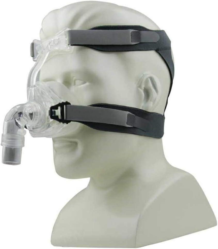 Artibetter Correa de Repuesto Cpap Banda de Fijaci/ón del Ventilador Ajustable para La Cubierta Nasal Respirador Generador de M/áquina de Respiraci/ón