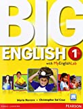 Big English 1 Student Book with MyEnglishLab, Mario Herrera and Christopher Sol Cruz, 0133044882