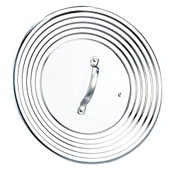 Cook N Home 02425 Universal Lid, 10 to 12\