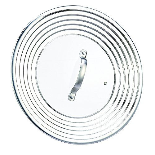 Cook N Home 02425 Universal Lid, 10 to 12