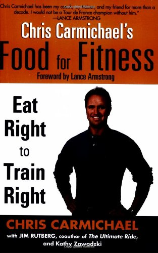 [PDF] Chris Carmichael?s Food for Fitness Free Download | Publisher : Berkley Trade | Category : Cooking & Food | ISBN 10 : 0425202550 | ISBN 13 : 9780425202555