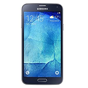 Samsung S5 Neo Eu Spec Sim Free Smartphone - Black, [Importado de UK]