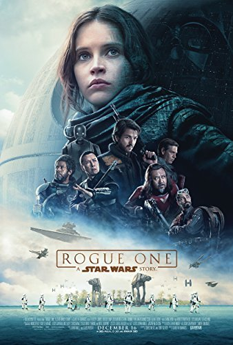 Rogue One: A Star Wars Story Poster Limited Print Photo Felicity Jones Size 11x17 #4