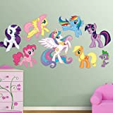 My Little Pony Fathead Wall Graphic Collection