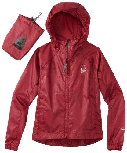 Sierra Designs Girl's Microlight Jacket, Small, Blush
