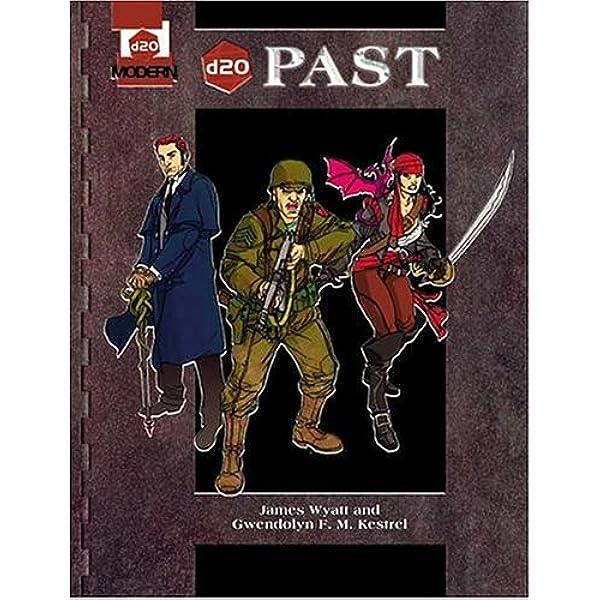 D20 Future Modern Supplement Rulebook RPG Hardcover