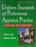 Uniform Standards of Professional Appraisal Practice, Tosh, Dennis S., 0793138833