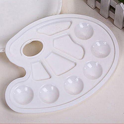 Rurah Tray Palette Artist Palette Plastic Paint Tray Palettes