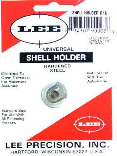 LEE PRECISION, Universal Shellholder, 16 (7.62x54mm Rimmed Russian (7.62x54mm Rimmed), 500 S&W Magnum)