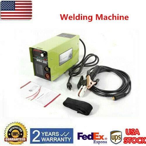 DONNGYZ 110V Portable Electric Welder Digital DC Inverter Mini Handheld Arc Welding Machine MMA 20-120A IGBT