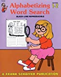 Alphabetizing Word Search, Frank Schaffer Publications Staff, 0768205522