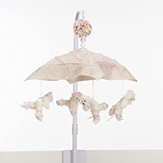 product image for Glenna Jean Florence Musical Mobile, Pink/Cream