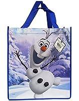 Blue Olaf Disney Frozen Tote Bag