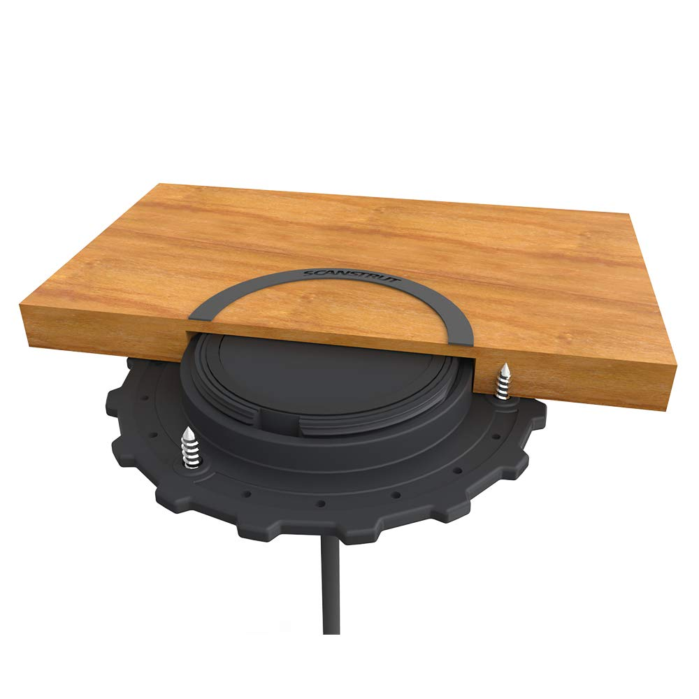 Scanstrut ROKK Hidden Waterproof Wireless Charger - 12/24V [SC-CW-01E] by Scanstrut