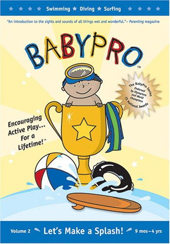 - Baby Pro: Let's Make a Splash: Swimming - Surfing - Diving Sports