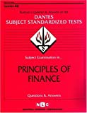 Principles of Finance, Jack Rudman, 0837366461