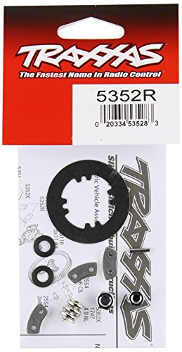 Traxxas 5352R Heavy-Duty Slipper Clutch Rebuild (Traxxas Revo Parts)