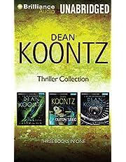 Dean Koontz Thriller Novella Collection: Darkness Under the Sun, Demon Seed, The Moonlit Mind
