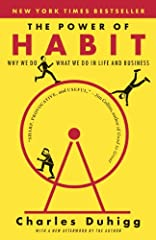 NEW YORK TIMESBESTSELLER • This instant classic explores how we can change our lives by changing our habits.NAMED ONE OF THE BEST BOOKS OF THE YEAR BY The Wall Street Journal • Financial TimesIn The Power of Habit, award-winning busi...