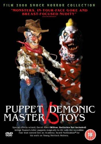 Puppet Master V Demonic Toys [Edizione: Regno Unito] [Edizione: Regno Unito]