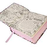 KJV Holy Bible, My Creative Bible, Silky Floral