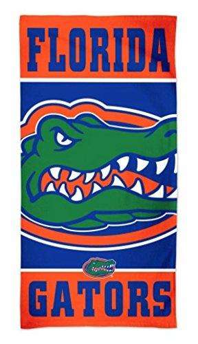 NCAA University of Florida Gators 30 x 60 inch Vertical Cotton Beach Towel