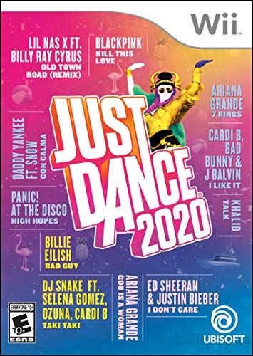 Just Dance 2020 – Nintendo Wii Standard Edition