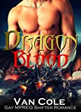 Dragon Blood: Gay MPREG Shifter Romance Kindle Edition